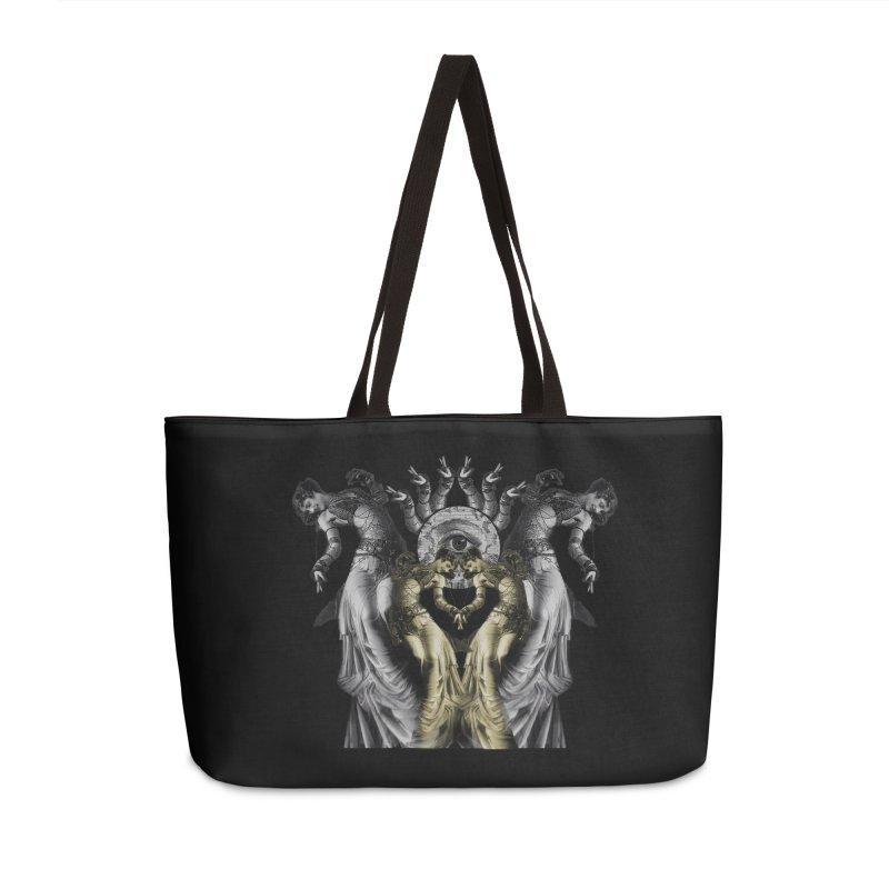 The Occult Dance Accessories Weekender Bag Bag by lostsigil's Artist Shop