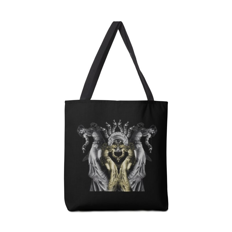 The Occult Dance Accessories Bag by lostsigil's Artist Shop
