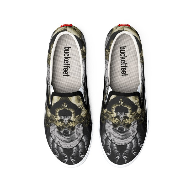 The Occult Dance Men's Shoes by lostsigil's Artist Shop