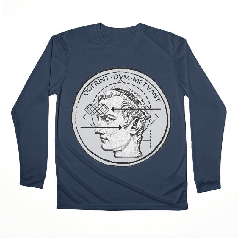 Collective unconscious - Dominus Incitatus Men's Performance Longsleeve T-Shirt by lostsigil's Artist Shop