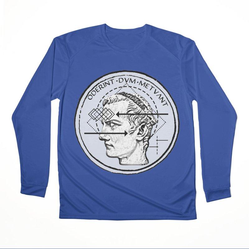 Collective unconscious - Dominus Incitatus Women's Performance Unisex Longsleeve T-Shirt by lostsigil's Artist Shop