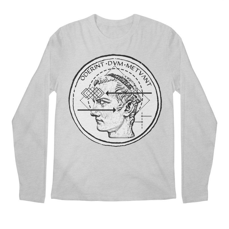 Collective unconscious - Dominus Incitatus Men's Regular Longsleeve T-Shirt by lostsigil's Artist Shop