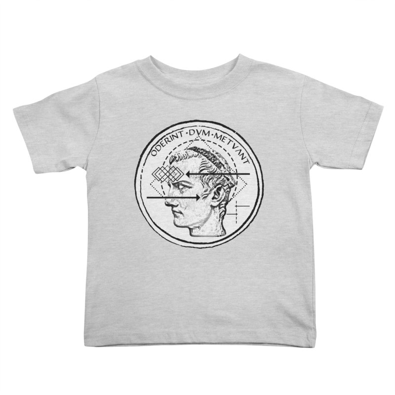 Collective unconscious - Dominus Incitatus Kids Toddler T-Shirt by lostsigil's Artist Shop