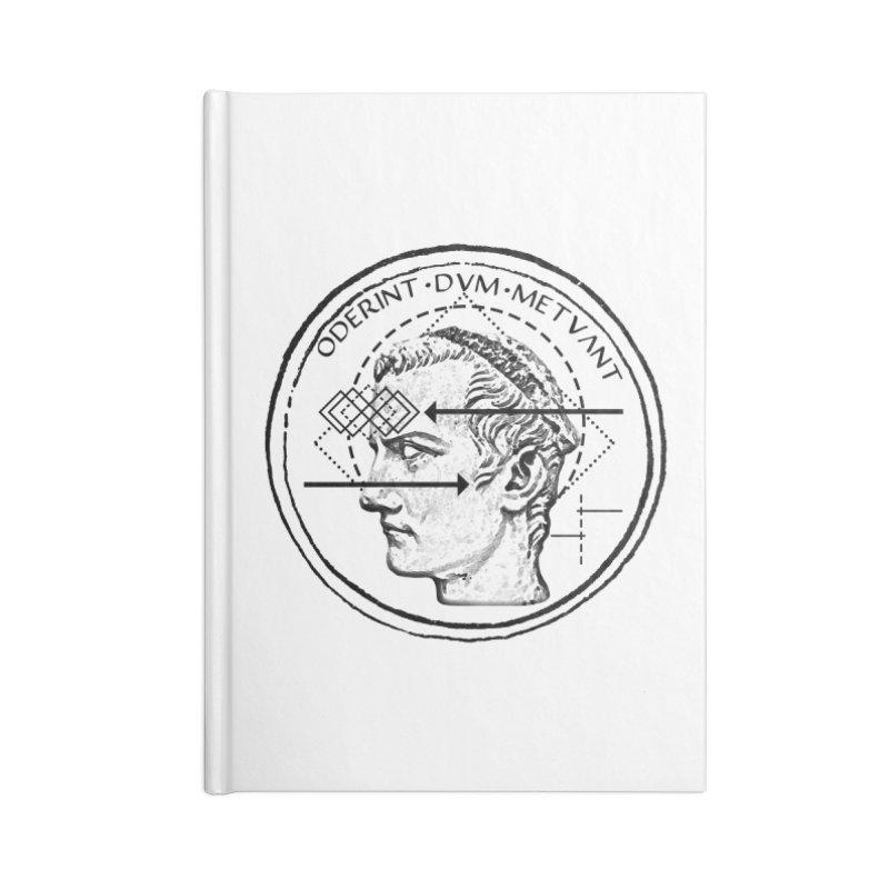 Collective unconscious - Dominus Incitatus Accessories Lined Journal Notebook by lostsigil's Artist Shop