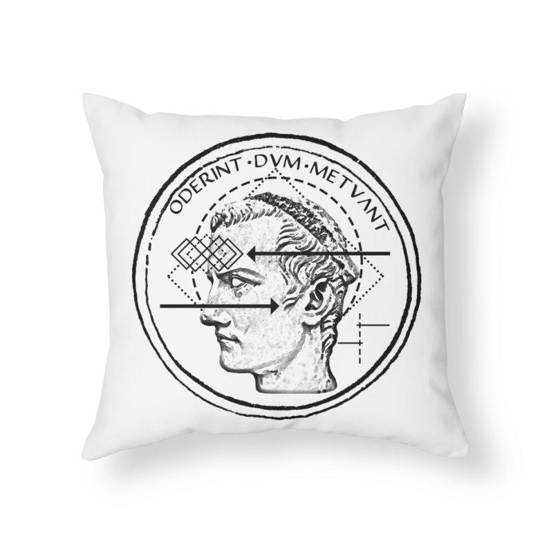 Collective unconscious - Dominus Incitatus Home Throw Pillow by lostsigil's Artist Shop