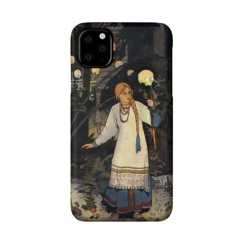 Vivid Retro - Vasilisa Accessories Phone Case by lostsigil's Artist Shop