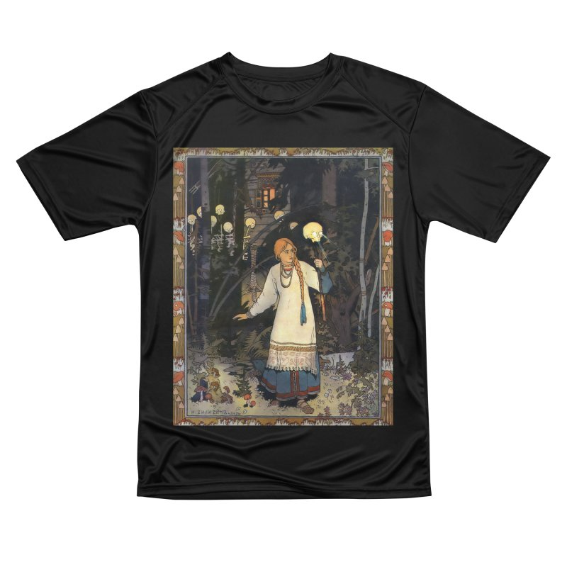 Vivid Retro - Vasilisa Men's Performance T-Shirt by lostsigil's Artist Shop