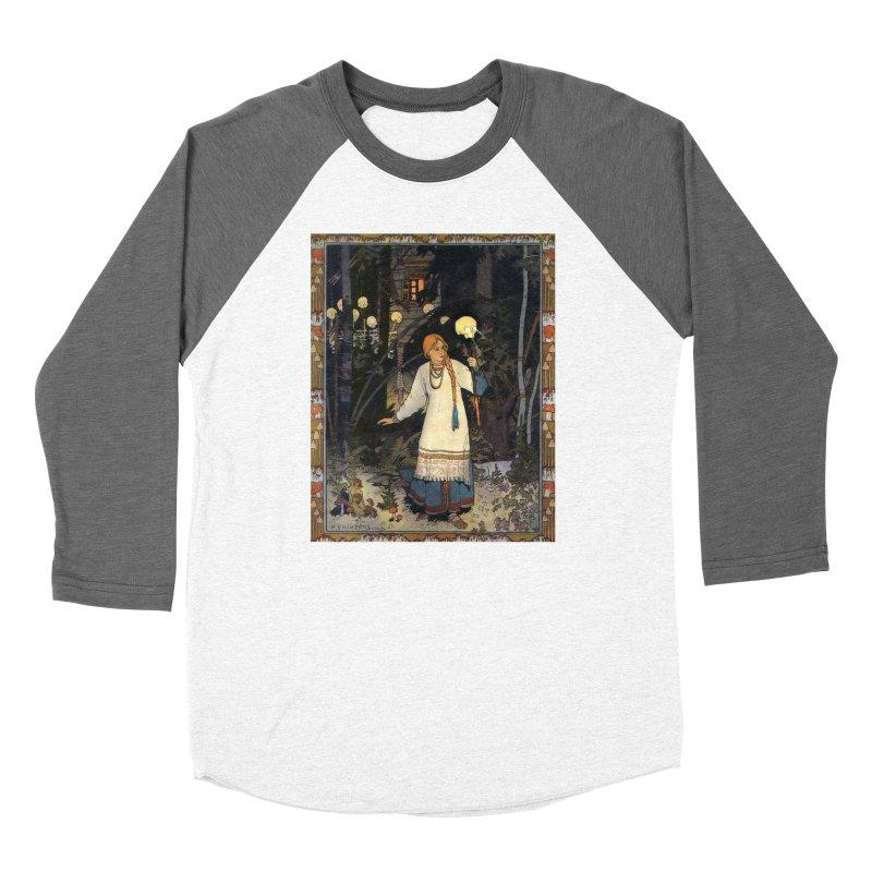Vivid Retro - Vasilisa Women's Longsleeve T-Shirt by lostsigil's Artist Shop