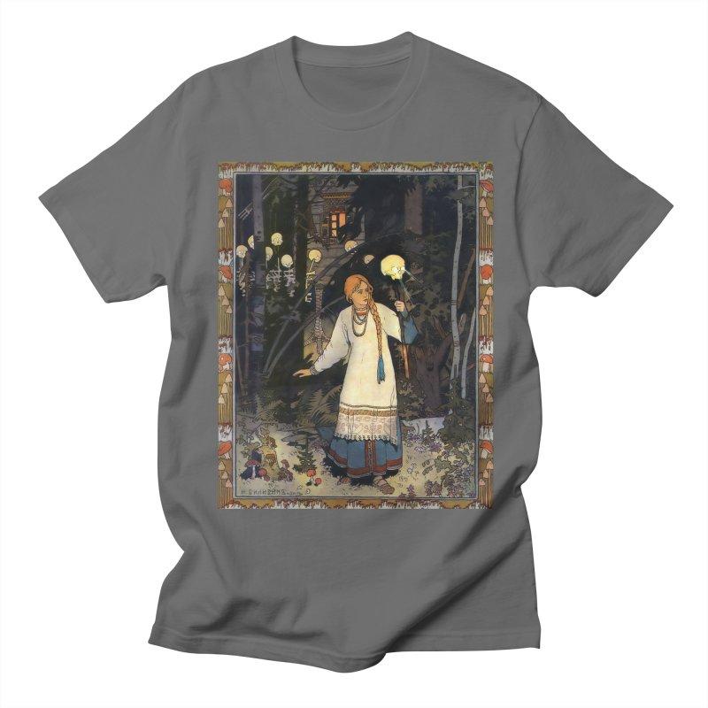 Vivid Retro - Vasilisa Men's T-Shirt by lostsigil's Artist Shop