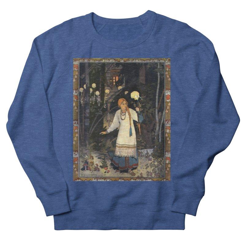 Vivid Retro - Vasilisa Men's Sweatshirt by lostsigil's Artist Shop