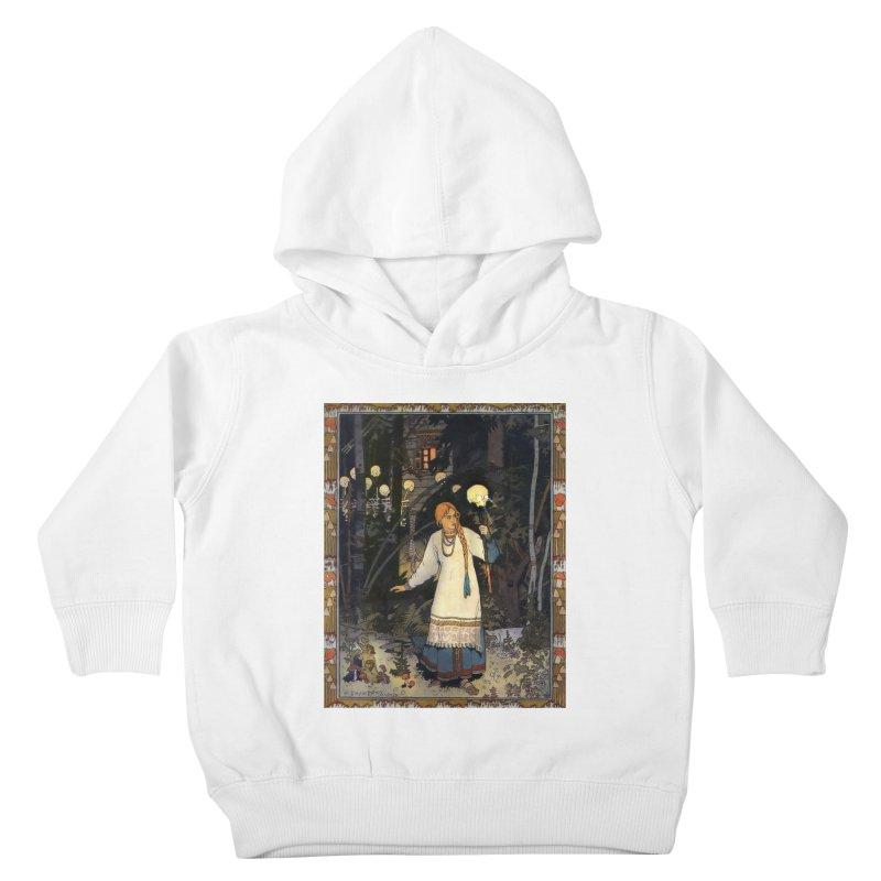 Vivid Retro - Vasilisa Kids Toddler Pullover Hoody by lostsigil's Artist Shop