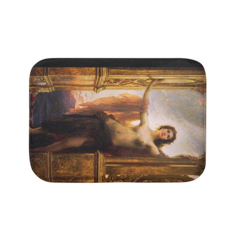 Vivid Retro - The Gates of Dawn Home Bath Mat by lostsigil's Artist Shop