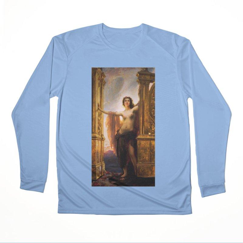 Vivid Retro - The Gates of Dawn Women's Longsleeve T-Shirt by lostsigil's Artist Shop