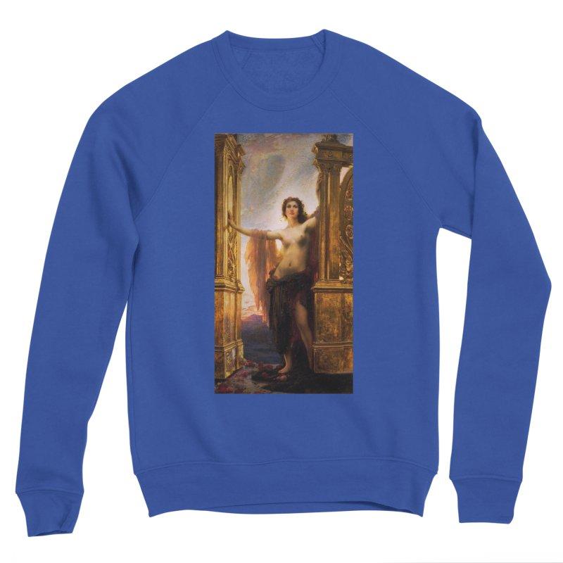 Vivid Retro - The Gates of Dawn Women's Sweatshirt by lostsigil's Artist Shop