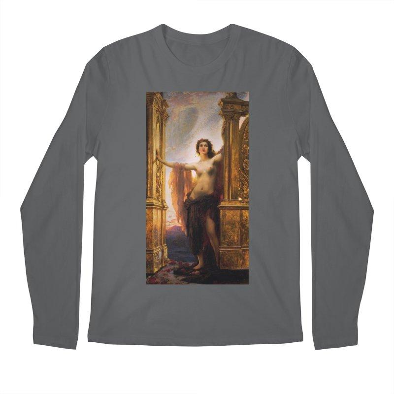 Vivid Retro - The Gates of Dawn Men's Longsleeve T-Shirt by lostsigil's Artist Shop