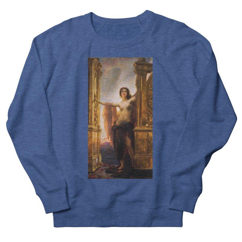Vivid Retro - The Gates of Dawn Men's Sweatshirt by lostsigil's Artist Shop