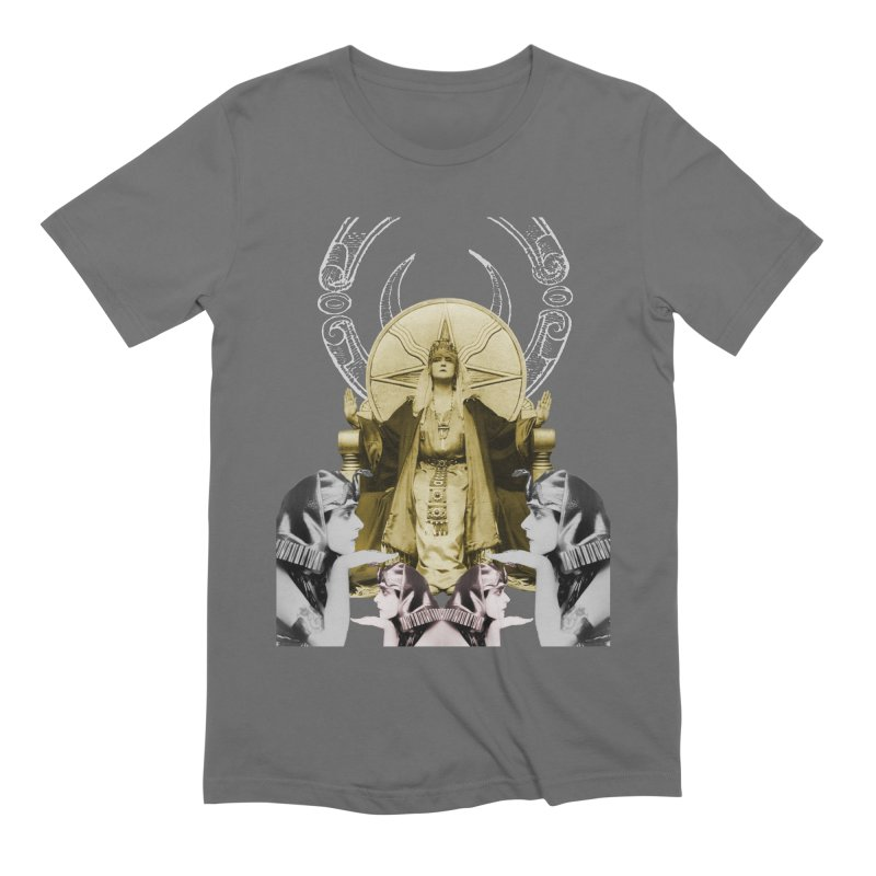 Of Things Long Past - The High Priestess Men's Extra Soft T-Shirt by lostsigil's Artist Shop