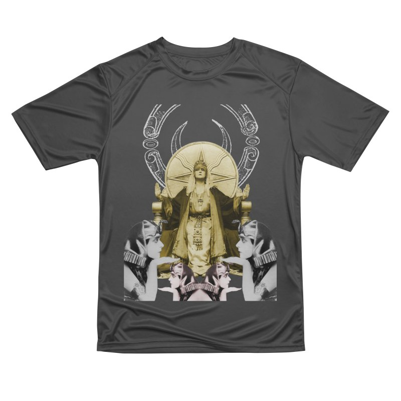 Of Things Long Past - The High Priestess Women's Performance Unisex T-Shirt by lostsigil's Artist Shop