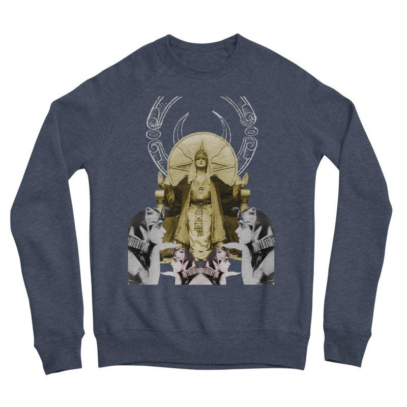 Of Things Long Past - The High Priestess Women's Sponge Fleece Sweatshirt by lostsigil's Artist Shop