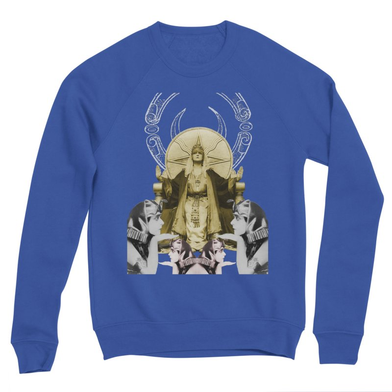 Of Things Long Past - The High Priestess Men's Sweatshirt by lostsigil's Artist Shop
