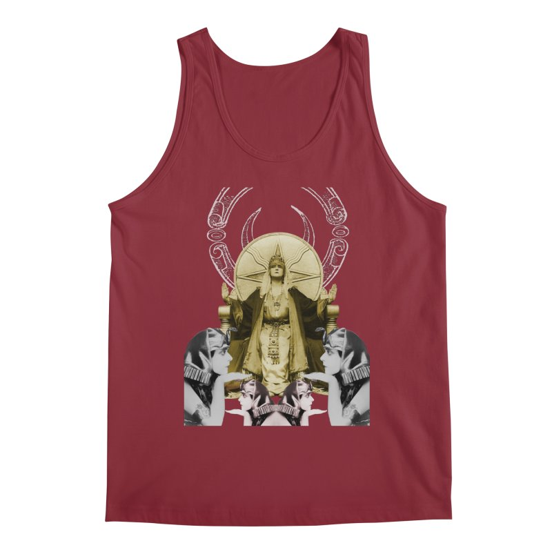 Of Things Long Past - The High Priestess Men's Tank by lostsigil's Artist Shop