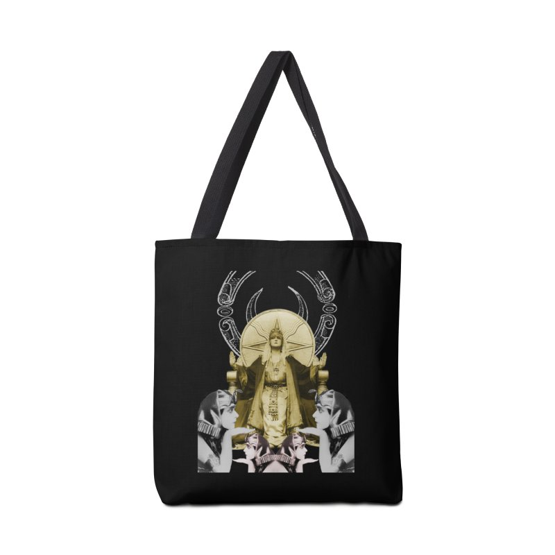 Of Things Long Past - The High Priestess Accessories Tote Bag Bag by lostsigil's Artist Shop