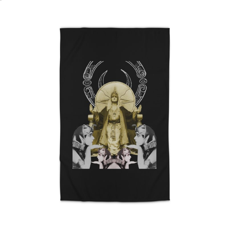Of Things Long Past - The High Priestess Home Rug by lostsigil's Artist Shop