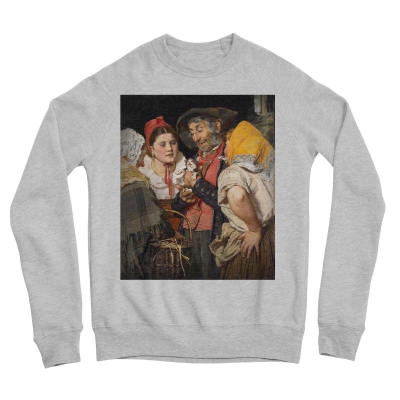 Vivid Retro - Pure Hapiness Women's Sponge Fleece Sweatshirt by lostsigil's Artist Shop