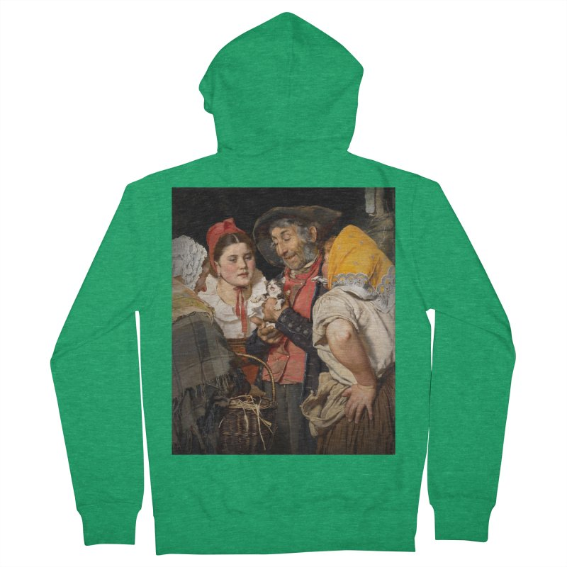 Vivid Retro - Pure Hapiness Men's Zip-Up Hoody by lostsigil's Artist Shop