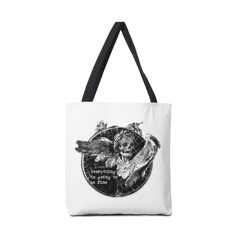 Of Things Long Past - In the End Accessories Tote Bag Bag by lostsigil's Artist Shop