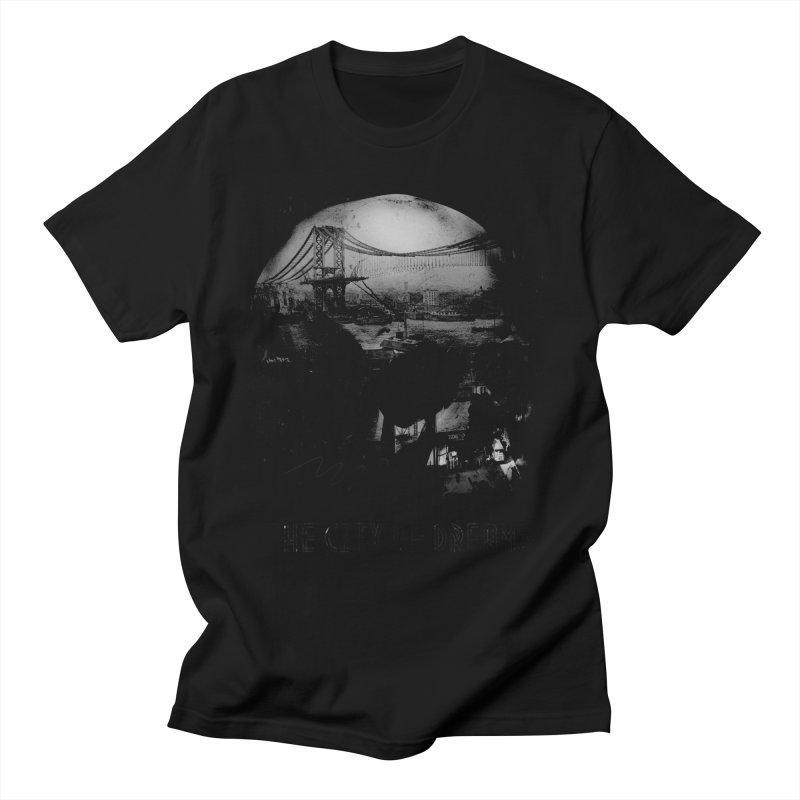 The City of Dreams Men's T-Shirt by lostsigil's Artist Shop