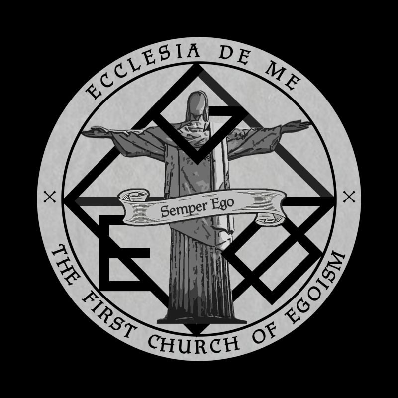 Lies and Hatred - Church of Egoism Men's T-Shirt by lostsigil's Artist Shop