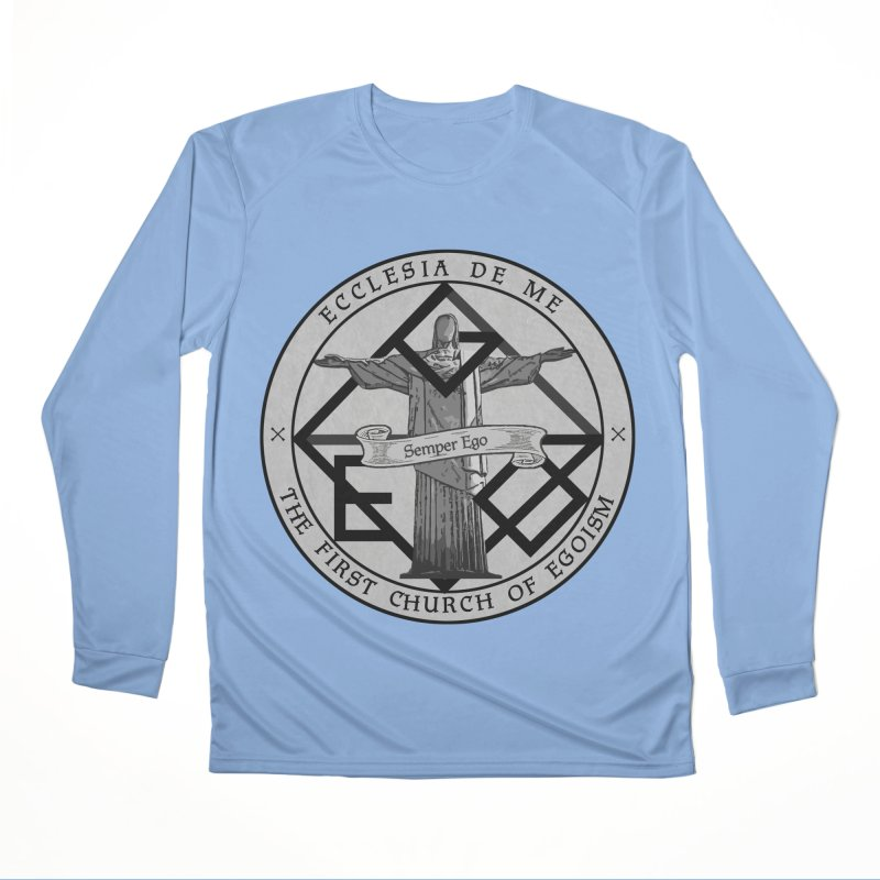 Lies and Hatred - Church of Egoism Women's Longsleeve T-Shirt by lostsigil's Artist Shop