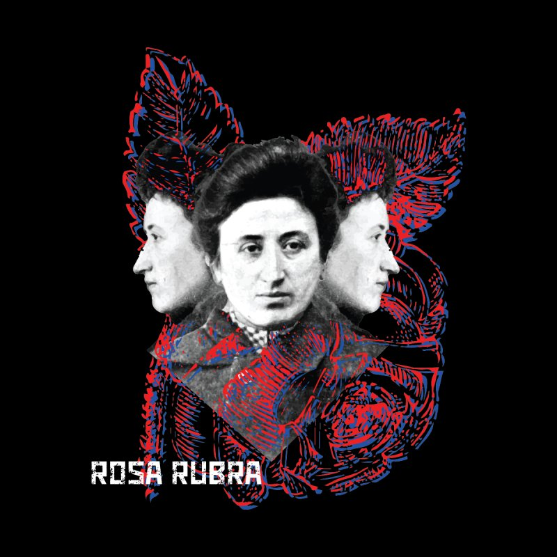 Rosa Rubra 3D by lostsigil's Artist Shop