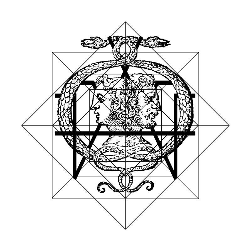 Hermetica Moderna - The Sight of Janus Men's T-Shirt by lostsigil's Artist Shop