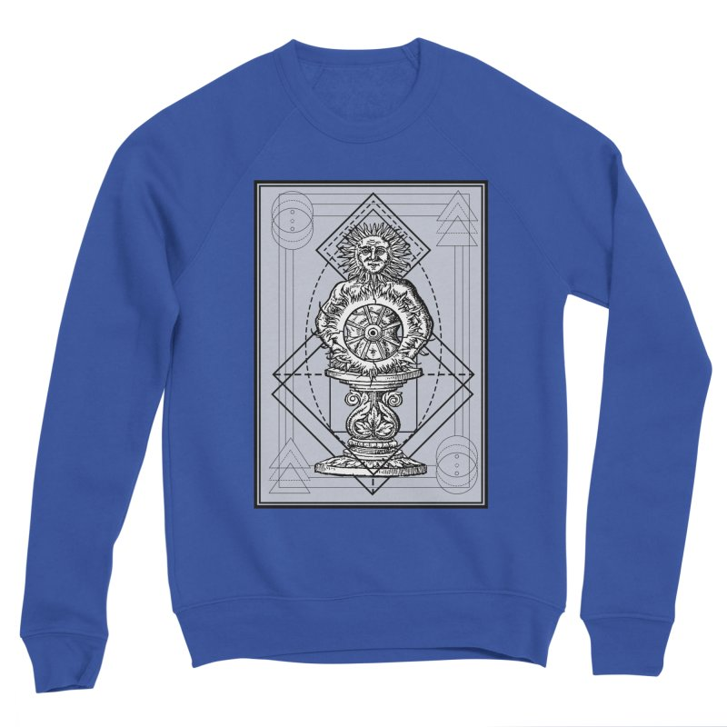 Hermetica Moderna - Sol Invictus Women's Sweatshirt by lostsigil's Artist Shop