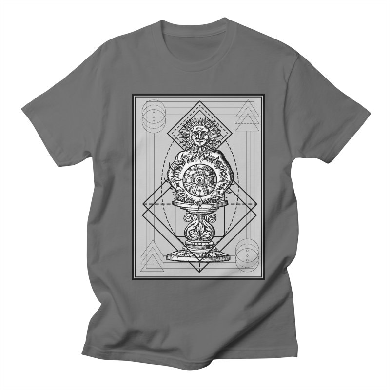 Hermetica Moderna - Sol Invictus Men's T-Shirt by lostsigil's Artist Shop