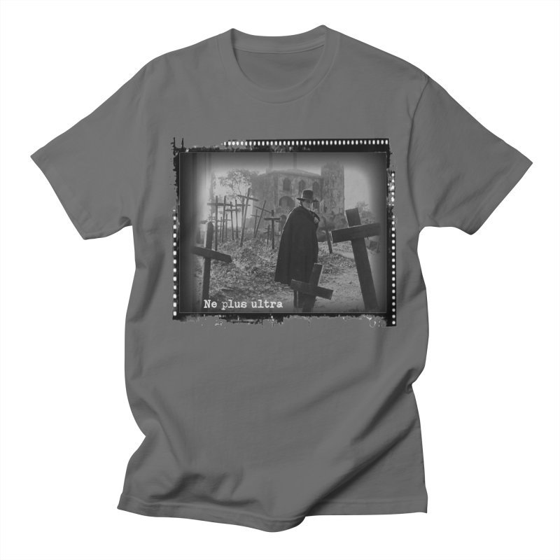 Of Things Long Past - Ne Plus Ultra Men's T-Shirt by lostsigil's Artist Shop