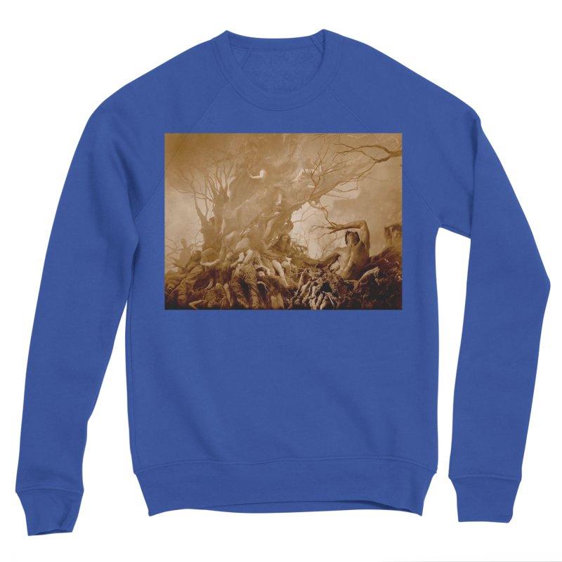 Vivid Retro - Return to Dante's Inferno 1 Women's Sweatshirt by lostsigil's Artist Shop