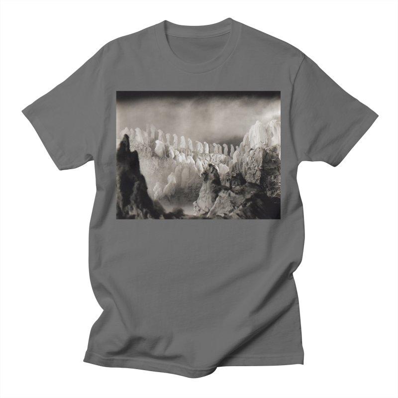 Vivid Retro - Return to Dante's Inferno 2 Men's T-Shirt by lostsigil's Artist Shop