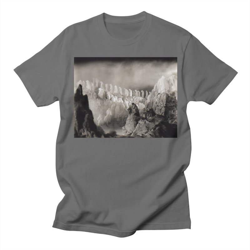 Vivid Retro - Return to Dante's Inferno 2 Men's T-Shirt by lostsigil's Artist Shop