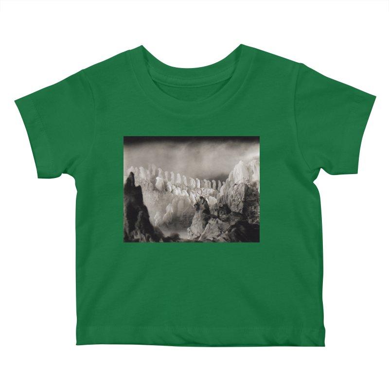 Vivid Retro - Return to Dante's Inferno 2 Kids Baby T-Shirt by lostsigil's Artist Shop
