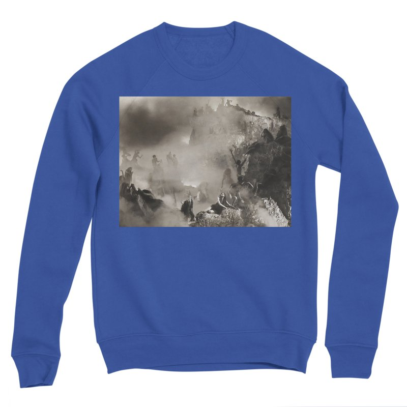 Vivid Retro - Return to Dante's Inferno 3 Women's Sweatshirt by lostsigil's Artist Shop