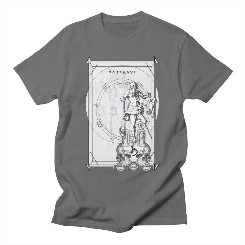 Hermetica Moderna - Satvrnvs Women's T-Shirt by lostsigil's Artist Shop