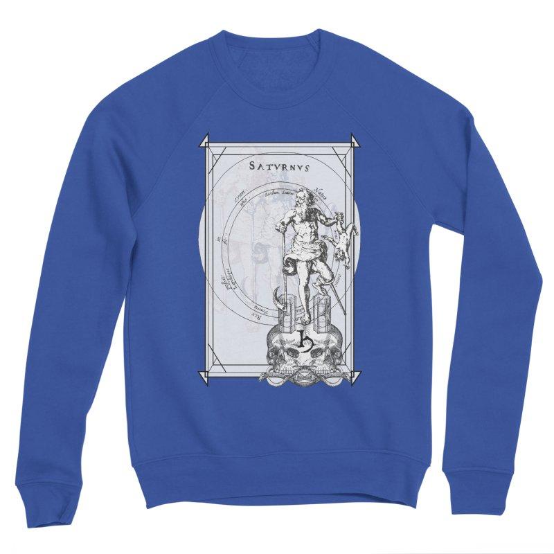 Hermetica Moderna - Satvrnvs Women's Sweatshirt by lostsigil's Artist Shop