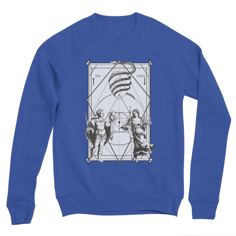 Hermetica Moderna - Alchemical Wedding Women's Sweatshirt by lostsigil's Artist Shop