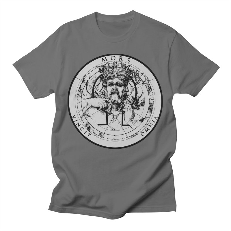 Of Things Long Past - Mors Vincit Omnia I Men's T-Shirt by lostsigil's Artist Shop