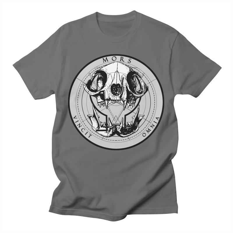 Of Things Long Past - Mors Vincit Omnia II Men's T-Shirt by lostsigil's Artist Shop