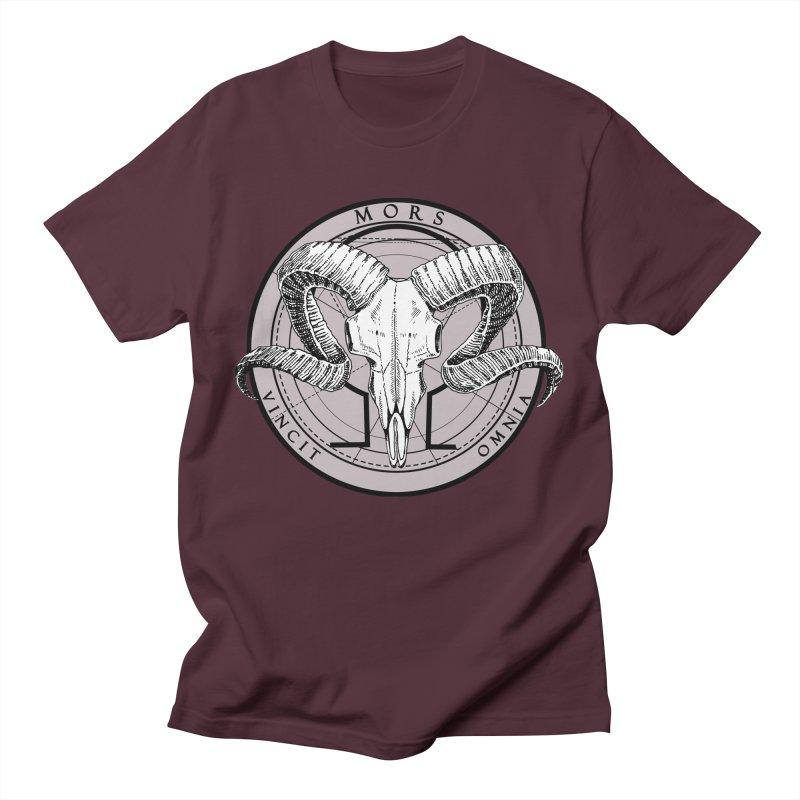 Of Things Long Past - Mors Vincit Omnia IV Men's T-Shirt by lostsigil's Artist Shop