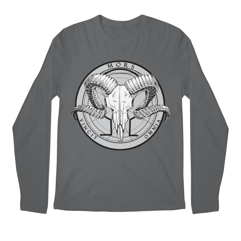 Of Things Long Past - Mors Vincit Omnia IV Men's Longsleeve T-Shirt by lostsigil's Artist Shop